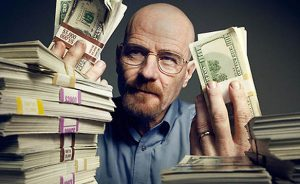 I don't think Walter White needs 85% of his pre-retirement income.